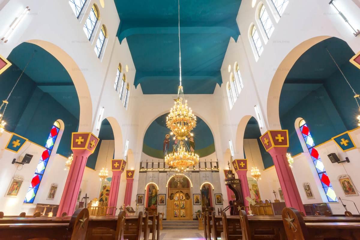 Die Griechisch-katholische Melkitenkirche