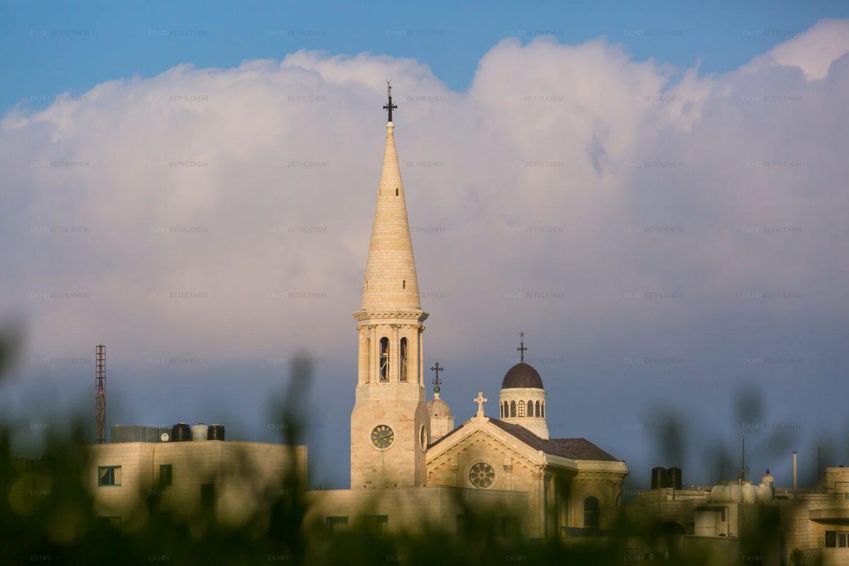 Die lutherische Weihnachtskirche