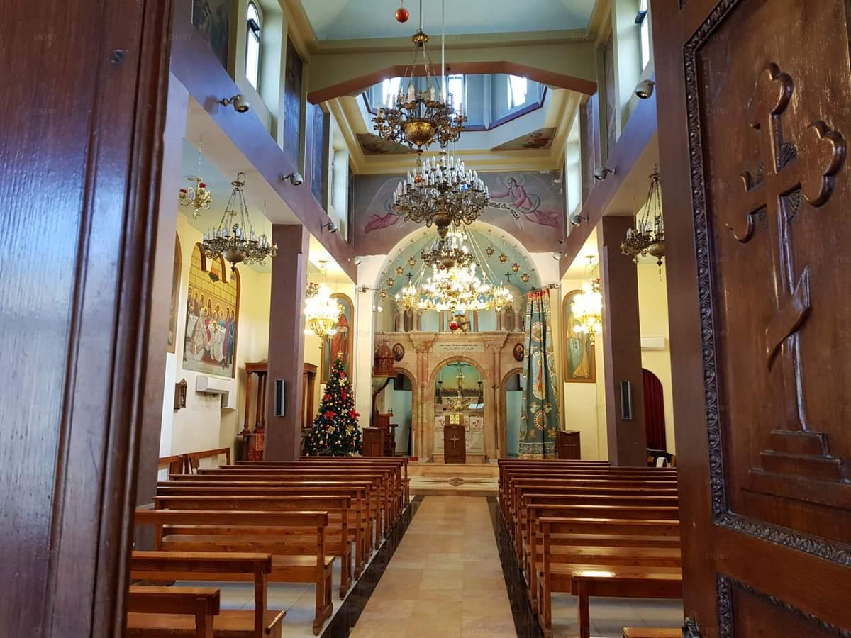 Die Syrisch-orthodoxe Kirche der Jungfrau Maria
