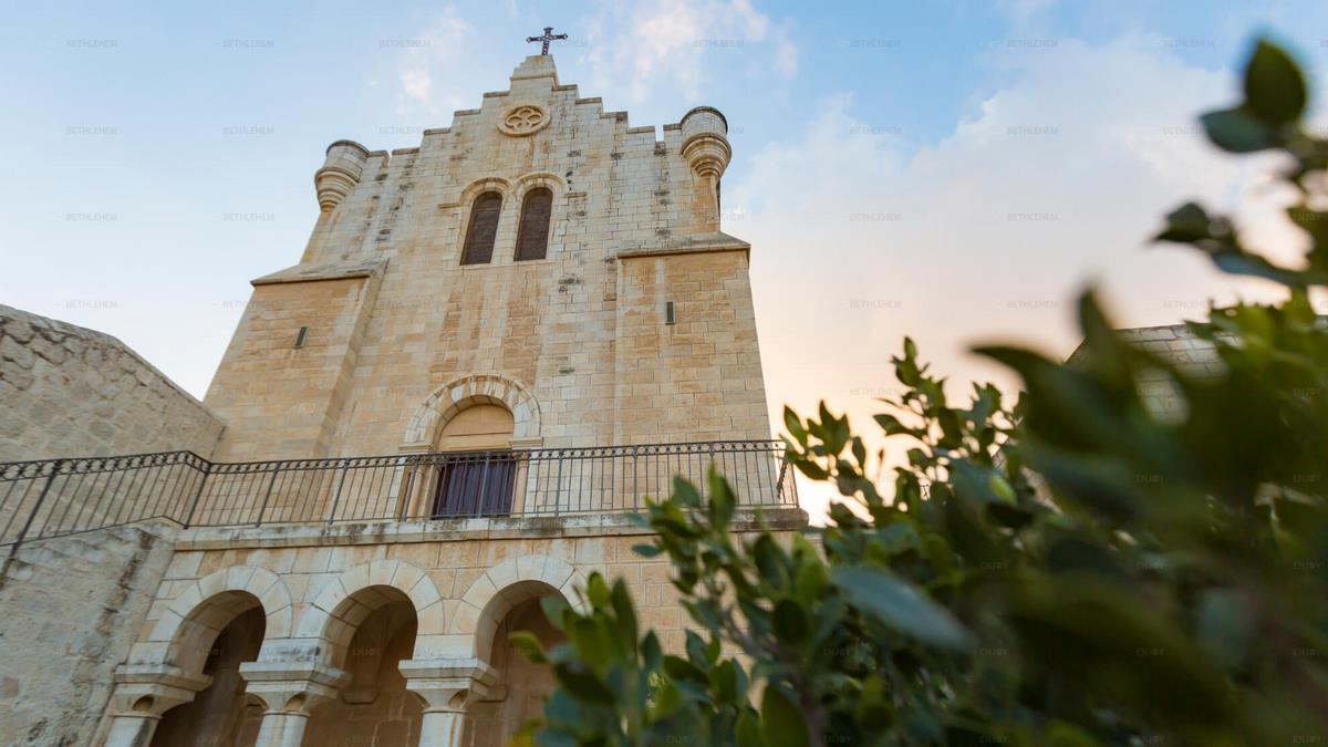 Das Kloster der Karmeliter Schwestern und Betharam