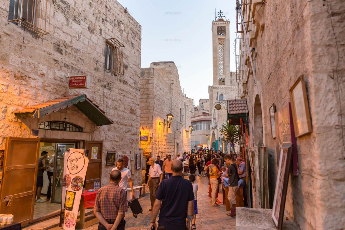 The Old City of Bethlehem